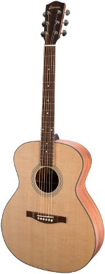 GUITARE ACOUSTIQUE AC122 GRAND AUDITORIUM EN ETUI EASTMAN