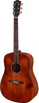 GUITARE ACOUSTIQUE PCH1-D-CLASSIC DREADNOUGHT PACIFIC COAST HIGHWAY EASTMAN