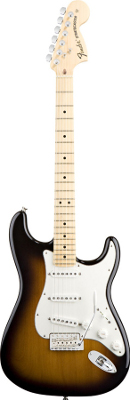 STRATOCASTER AMERICAN SPECIAL 2 tons SUNBURST TOUCHE MAPLE