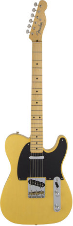 TELECASTER AMERICAN VINTAGE 52 BUTTERSCOTCH BLONDE