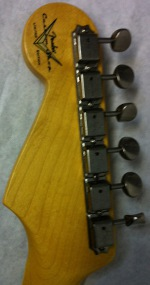 OCCASION STRATOCASTER 1965 LIMITED COLLECTION 2012 CLOSET CLASSIC