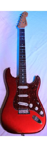 STRATOCASTER 1960 CANDY APPLE RED CLASSIC CLOSED