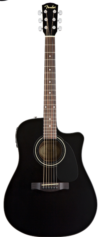 fender guitare guitare electro acoustique cd60cebk noir. Black Bedroom Furniture Sets. Home Design Ideas