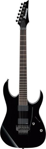 GUITARE ELECTRIQUE RGIR20E BLACK IRON LABEL BLACK IBANEZ