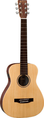 GUITARE ELECTRO-ACOUSTIQUE LX1E LITTLE SATIN