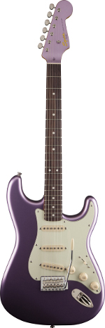STRATOCASTER CLASSIC VIBE STRATOCASTER 60 BURGUNDY MIST SQUIER