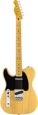 TELECASTER CLASSIC VIBE 50S BUTTERSCOTCH BLONDE GAUCHER SQUIER
