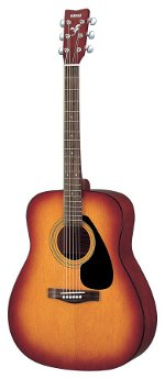 GUITARE ACOUSTIQUE F310 TBS TOBACCO BROWN SUNBURST YAMAHA