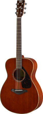 GUITARE ACOUSTIQUE FS850NT NATURAL YAMAHA